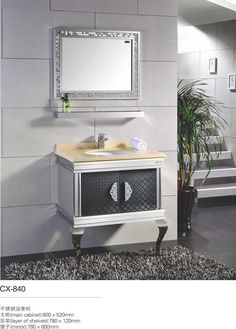 Stainless Steel Bathroom Cabinet,where To Buy Bathroom Vanity,affordable Bathroom  Vanities