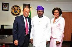 nodullnaija: Former Us Ambassador To Nigeria and Wife pays a co...