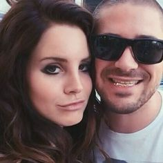 Le Duck Face #lanadelrey #lizzygrant #honeymoon