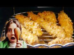 Fingers de pollo frito SÚPER crocante (o al horno) - Paulina Cocina | Paulina Cocina