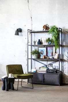 By-Boo Fauteuil Montana Touareg Living Room, Furniture, Open Bookcase, Room, Interior, Interior Styling, Ladder Decor, Home Decor, Home Deco