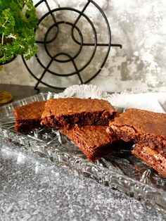 Brownies - Fra mitt kjøkken Brownies, Meat, Food, Cake Brownies, Essen, Meals, Yemek, Eten