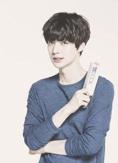 choco-baek:  14.07.01 Bedook Weibo Update - Ahn JaeHyeon
