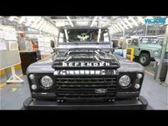 The Last Land Rover Defender