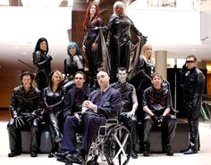 X-Men Cosplay for more X-stuff, check out: adamantiumclaws.com #cosplay  #xmencostumes #xmencosplay #groupcosplay #groupcostume