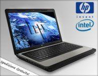 Notebook HP 630 con processore Intel Core i3, display LCD da 15,6'', HD da 320 GB, 2GB di RAM, Wi-Fi.La spedizione è gratuita: approfittane! :Cosa comprende il Coupon? Un PC HP 630 A1E12EA, con spedizione inclusa.Cambia il tuo vecchio pc e approfitta di questa Proposta!Processore Intel Core i3.Ram: 2GB.Display LCD da 15,6''.  € 399.00