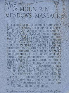 Each man and boy was escorted by an armed military man. After walking about a mile, upon a signal, the military men turned and fired on each man and boy. Indians who had been convinced to participate in the massacre came out from their hiding places to attack the women and children.