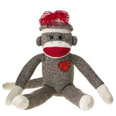 sock monkey coloring pages free | Posh Pooch Designs Dog Clothes: The Sock Monkey Yarn Dilemma