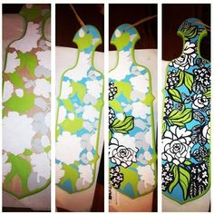 #Sorority #Paddle #DIY #Greek #Gifts #Lilly