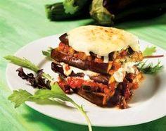 Mincir avec thermomix - Spécial régime DUKAN : Lasagnes d'aubergines - DUKAN
