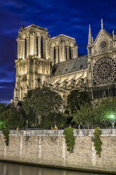 Notre Dame - Paris by Stefano Tiberia on 500px