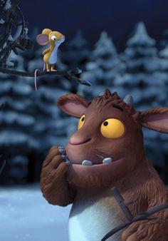 The Gruffalo's Child Gruffalo Movie, The Gruffalo, World Book Day Ideas, Gruffalo's Child, Beautiful Film, Best Children Books, Creative Workshop, Kid Movies, Fanart