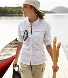 Tropicwear Shirt: Shirts | Free Shipping at L.L.Bean