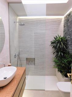 bathroom renovation. Design by Tatiana Doria Bathroom Renovations, Alcove, Bathtub, Design, Standing Bath, Bathtubs, Bath Tube, Bathroom Remodeling
