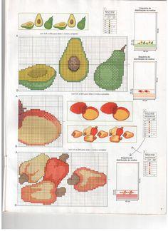 Artes da Carla: Gráfico da melancia e outros