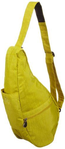 AmeriBag Small Distressed Nylon Healthy Back Bag $33.74 #topseller