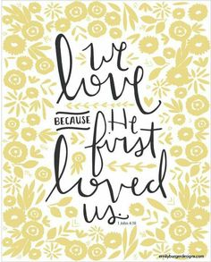 Religious Quotes, Spiritual Quotes, Spiritual Growth, Cool Words, Wise Words, I Love The Lord, We Love Because He First Loved Us, How He Loves Us, Bible Verses Quotes