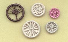 Aquarius Blog: Dorset Buttons