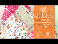 Video Recensione: Pannolini Lavabili SIO Complete e Fitted di Petit Lulu