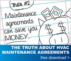 The Truth About HVAC Maintenance Agreements [Free Download]