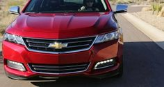 Cars.com Best Car & Truck of 2014: Chevrolet Impala & Silverado