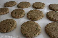 La Fée Stéphanie: Comment réaliser des burgers vegan parfaits? Conseils, astuces… Hamburger Vegan, Cookie Desserts, Vegan Recipes, Vegan Food, Carne, Side Dishes, Sandwiches, Meals, Cookies