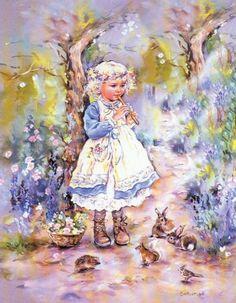 Christine Haworth (England)... Как быстро наступает Новый год! Вчера – июнь, сегодня - вдруг – декабрь.. Обсуждение на LiveInternet - Российский Сервис Онлайн-Дневников