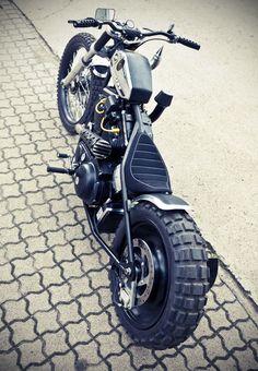Custom harley | Bobber Inspiration - Bobbers and Custom Motorcycles | freeliberumarbitrium July 2014