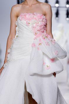 Giambattista Valli Fall 2013 Couture Fashion Show Details