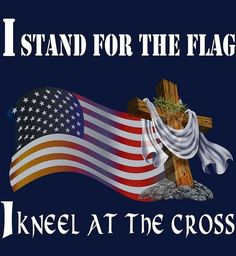 Express your view and your patriotism with a Stand for the Flag T Shirt, Clock or many other accessories. I Love America, God Bless America, Susa, In God We Trust, Before Us, Christian Quotes, Christian Faith, Life Lessons, Bible Verses