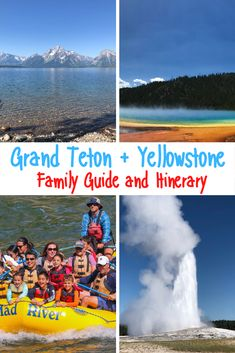 Hiking, accomodations, and activities from Grand Teton to Yellowstone. A summary of our Yellowstone and Grand Teton family vacation in the national parks. Canada Travel, Travel Usa, Travel With Kids, Family Travel, Road Trip, Travel Guides, Travel Tips, Travel Destinations, Us National Parks
