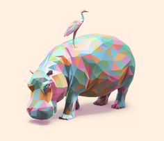 Digital art selected for the Daily Inspiration #1859
