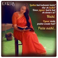 #pakhi #Sonakshi #Lootera #Dialogue