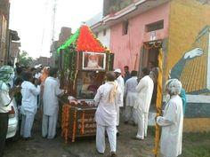 लुधियाना पंजाब मे संकीर्तन यात्रा