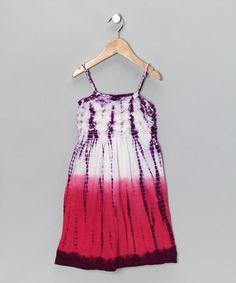 Dip-Dye Dress by Raya Sun