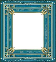 Free Printable Traditional Frames.