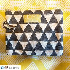 """Big summer bags means you need a little wristlet for those quick ice cream stops like this one from @joynindia. Not only is it #fairtrade but it's also a great price!"""