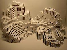 kirigami arquitectura