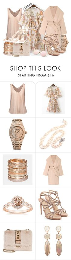 """all girl"" by caroline-buster-brown ❤ liked on Polyvore featuring rag & bone, Audemars Piguet, Avenue, Bottega Veneta, Paul Andrew and Valentino"