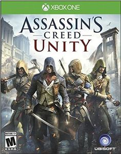 Assassins Creed Unity  Xbox One *** Visit the image link more details. Note:It is affiliate link to Amazon.