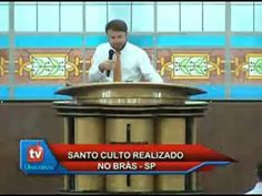 SANTO CULTO - BISPO MARCIO CAROTTI 13-07-14 (IURD TV) - YouTube