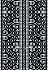 Image detail for -Patterned Fair Isle Cardigan Knitting Pattern 30-36 for sale