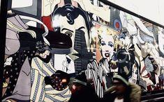 Street Art in Seattle Seattle, Street Art, Anime, Cartoon Movies, Anime Music, Animation, Anime Shows