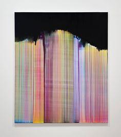 Bernard Frize, 2015 Cortesía Galerie Perrotin