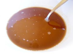 Recipe for making roux brun, brown roux, at home (Escoffier, 13).