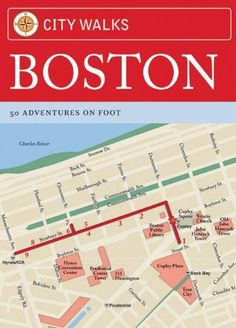 City Walks: Boston: 50 Adventures on Foot: The ultimate travel accessory for wanderers who want to experience Boston like a true native on foot! brWalks include: br Beacon Hill br Boston Common br Harvard Square br South End br And more! Boston Vacation, Boston Travel, East Coast Travel, East Coast Road Trip, Boston Area, In Boston, Boston Walking Tour, Boston Tour, Boston Things To Do