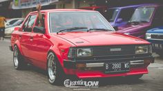 corolla DX on MARCHFEST 2017. more photos: http://www.gettinlow.com/event-coverage-marchfest-2017-axc-summarecon-bekasi/