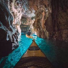 クロアチア、プアでカヤッキング Never had a desire to go to Croatia . This changes things a bit. (Cave kayaking in Pula, Croatia) Places Around The World, The Places Youll Go, Travel Around The World, Places To See, Around The Worlds, Best Honeymoon Destinations, Dream Vacations, Vacation Spots, Travel Destinations