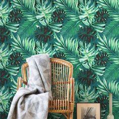 Tropical Wallpaper - Roll