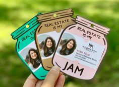 Your place to buy and sell all things handmade - Real Estate is my Jam Tags Jam Tag Real Estate Agent Gifts